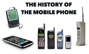 history-of-cellular-phone