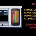 Change IMEI Motorola – Lenovo Program Online