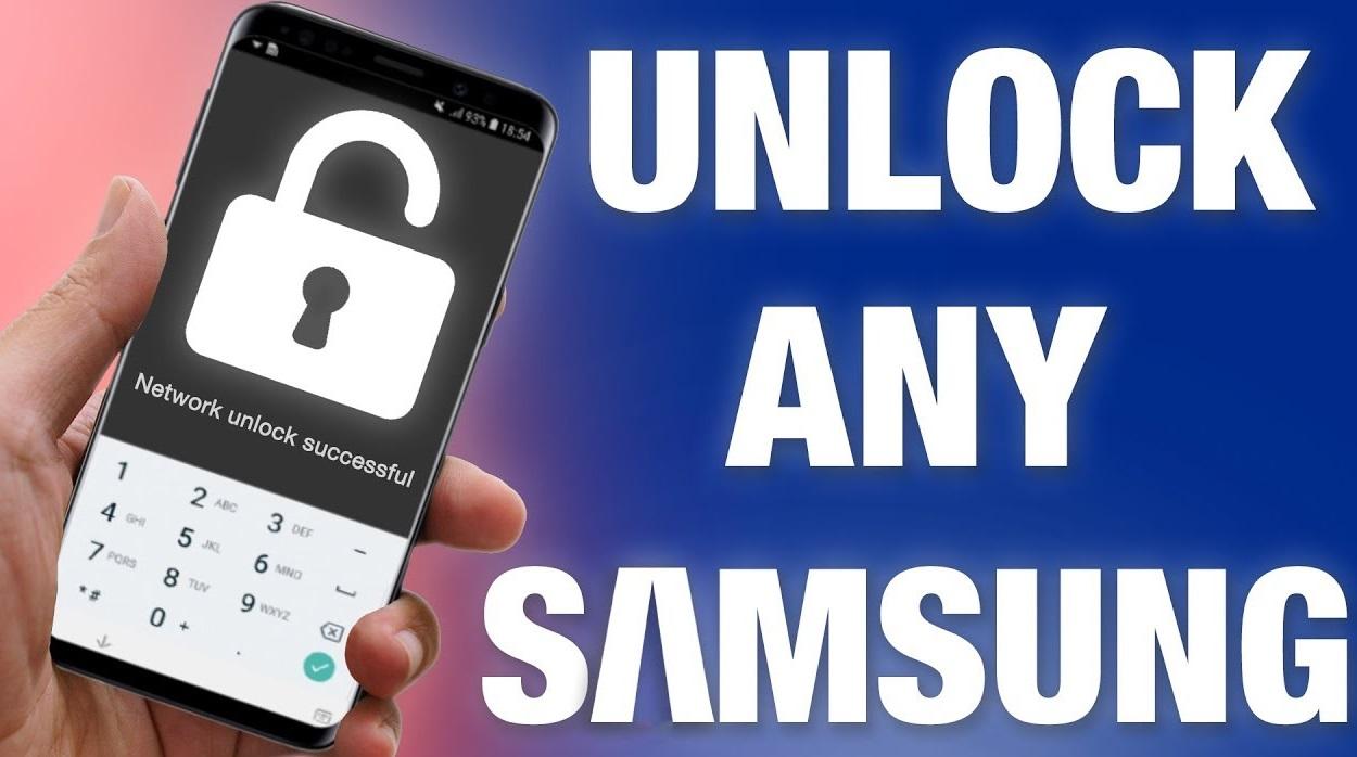 How to Unlock Device Samsung Galaxy Free
